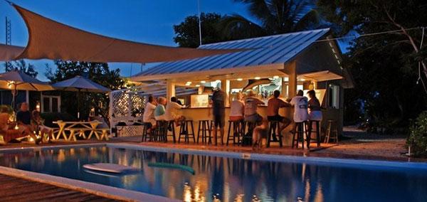 Pineapple Bar