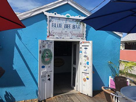 Blue Bee Bar