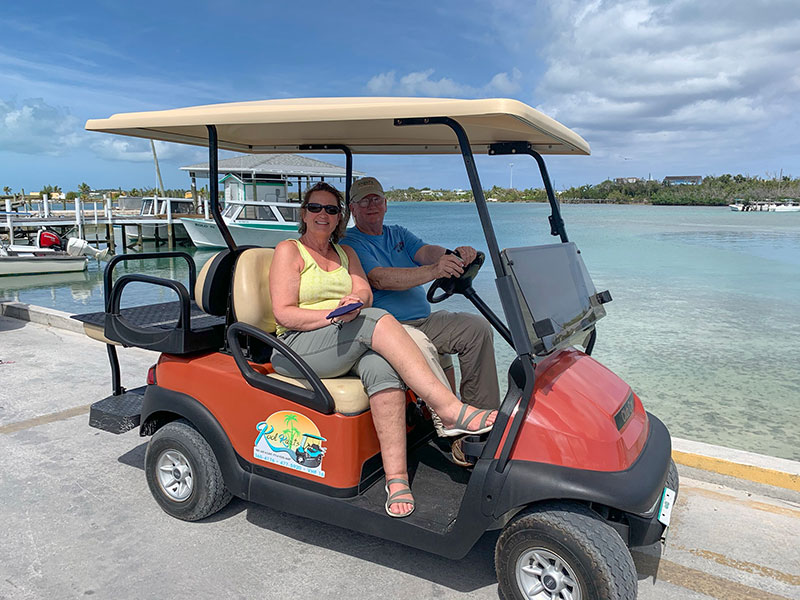 Kool Karts - Green Turtle Cay